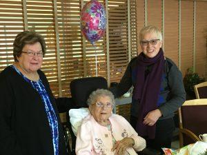 Anne Zappe's 103rd Birthday